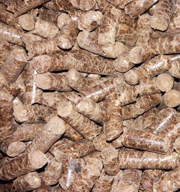 木质生物颗粒和木材有的区别
